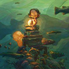 The Art Of Animation, Noah Klocek