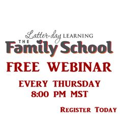 Latter-day Learning | LDS Homeschooling Curriculum