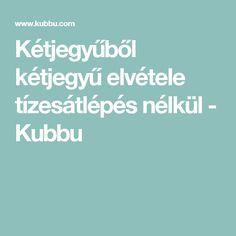 Kétjegyűből kétjegyű elvétele tízesátlépés nélkül - Kubbu