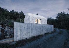 Compact Karst House in Slovenia by Dekleva Gregorič Arhitekti   Buildings   Architectural Review