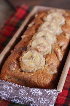 Bolo de banana/ Banana cake