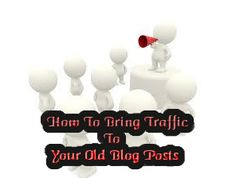 In this blog post I have tried some powerful tips to drive traffic to your old blog posts.