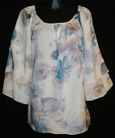 $15.99 Charlotte Russe Small Blouse NEW Womens Small Top NEW Ladies Small Shirt CUTE ~~
