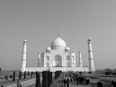 Taj Mahal India 2015