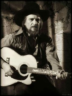 Great picture of Waylon..