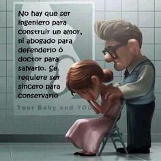 El verdadero amor!