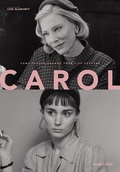 Cate Blanchett and Rooney Mara. Movie Poster Art, Film Posters, Cate Blanchett Carol, Patricia Highsmith, Todd Haynes, Alternative Movie Posters, Film Stills, Film Movie, Instagram