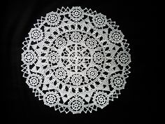 Puncetto, lace made with just a needle and thread.