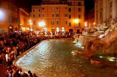 Fontana di Trevi , Roma,Italy   Photo by feray umut — National Geographic Your Shot