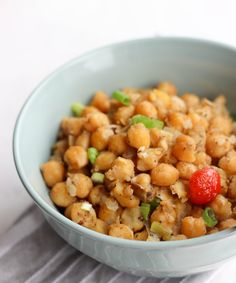 6 WAYS TO COOK WITH CHICKPEAS