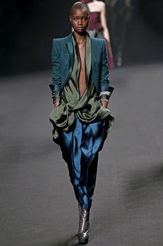 Haider Ackermann : Fashion, History | The Red List