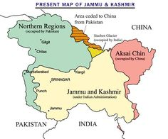 India: Geographical Extent & Frontiers | PMF IAS