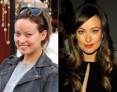 http%3A%2F%2Fwww.sydney4women.com.au%2Fwp-content%2Fuploads%2Folivia-wilde-pretty-skin-before-after-makeup.jpg (635×500)