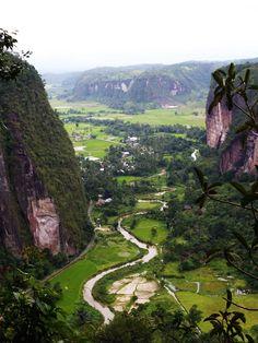 Lembah Harau, West Sumatra