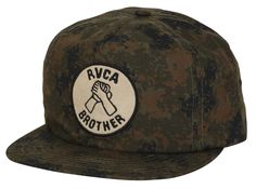 RVCA Mens : Accessories - Rvca Brother Nylon