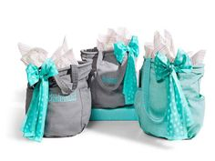 Use Thirty One Retro Metro Bags as Bridesmaids Gifts!