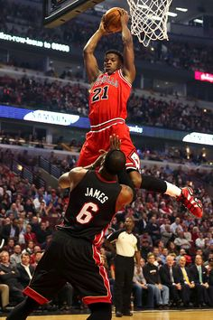 Jimmy Butler! Way too awesome