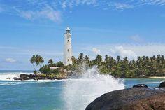 Faro de Dondra Head en Sri Lanka