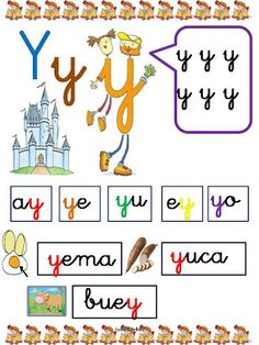 Álbumes web de Picasa Learning Spanish For Kids, Learning Through Play, Alphabet Activities, Preschool Activities, School Daze, Teaching Materials, Learn To Read, Kids And Parenting, Homeschool