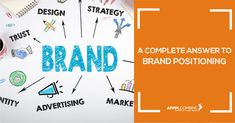 Brand Positioning is the practice of placing a brand and its distinctive offerings in the mind of the target audience very strategically for the audience to notice and perceive the brand clearly. Advertising, Ads, Brand Management, Target Audience, Mindfulness, Positivity, Blog, Blogging, Consciousness
