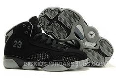 http://www.bigkidsjordanshoes.com/kids-air-jordan-retro-21-black-grey-for-sale.html KIDS AIR JORDAN RETRO 21 BLACK GREY FOR SALE Only $0.00 , Free Shipping!