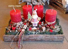 Magical Christmas, Christmas Candles, Christmas Centerpieces, Simple Christmas, Christmas Art, Beautiful Christmas, Christmas 2019, Christmas Wreaths, Christmas Decorations