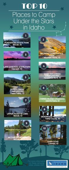 Looking For The Best Places To Stay In Idaho We Know Where Hotels Motels RV Parks Lodges And Guest Ranches Are