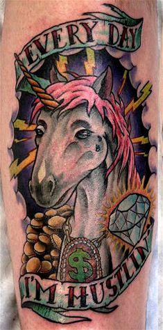 unicorn radness