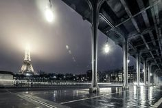 The city of light glistens at night. Captured by Olivier Costier with an OM-D and the M.ZUIKO IS PRO lens. City Lights, Olympus, Om, Lens, Louvre, Night, Building, Travel, Image