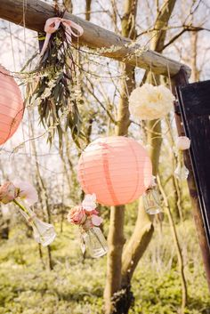 Nog op zoek naar creatieve verlichting & toffe decoratie op je bruiloft? Wat dacht je van lampionnen!