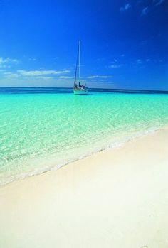 Kuba, Cayo Largo - Playa Sirena.  Den passenden Koffer für eure Reise findet ihr bei uns: https://www.profibag.de/reisegepaeck/  (Foto: Cubanisches Fremdenverkehrsamt)