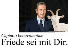 Mathias Döpfner möchte sich u.a. die Formulierung Ziegenficker in jeder juristischen Form zu eigen machen. Ho,ho,ho.