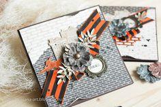 Блог о творческой мастерской подарков, открыток, фотоальбомов Костиной Анастасии