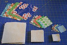 Wonky Star Block Tutorial | Sew Mama Sew | Outstanding sewing, quilting, and needlework tutorials since 2005.