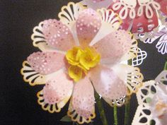 BettyBee's Place To Be: Search results for Corner punch flowers