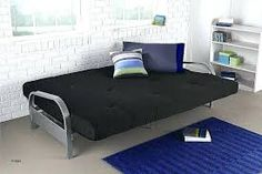 Tips Choosing Comfortable Futon Mattress Walmart — Pixy Home Decor Futon Bunk Bed, Futon Frame, Futon Sofa, Cushions On Sofa, Wooden Bunk Beds, Metal Bunk Beds, Small Single Bed, Comfortable Futon