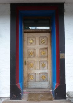 Kagyu Samyé Ling Monastery and Tibetan Centre at Eskdalemuir, Dumfries and Galloway, Scotland