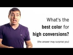 What's the BEST color for high conversions?: http://www.youtube.com/watch?v=TCK97wO7MH8=player_embedded