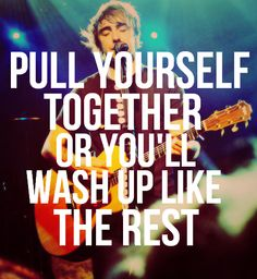 Stay Awake (Dreams Only Last for a Night) ♥ -All Time Low