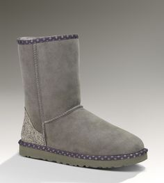 #UGG Wow, Worth it!Cofortable and cheap! Womens Classic Short 78 Grey