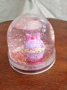 Fairycake Snow-Globe - Listed as Sell for 4BL (equivalent to £4) on Brassique.com