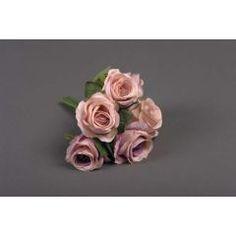 ΜΠΟΥΚΕΤΟ ΤΡΙΑΝΤΑΦΥΛΛΑ ΜΠΟΥΜΠΟΥΚΙΑ 6ΤΕΜ 30CM ΚΩΔ:3011601-21A-RD Floral, Flowers, Wedding, Valentines Day Weddings, Weddings, Royal Icing Flowers, Flower, Flower, Marriage