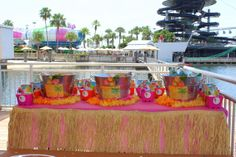 "Photo 1 of 22: Hawaiian Luau / Birthday ""Wet'n Wild Luau"" 