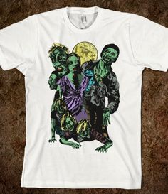 Zombie Horde Shirt
