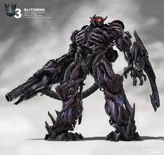 Shockwave - Transformers: Dark of the Moon