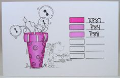 Heather's Hobbie Haven - ShinHan Marker Color Combo