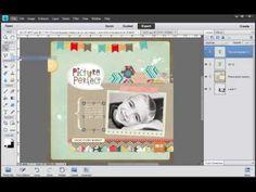 Create Your First Digital Scrapbook Page, Part 1                                                                  http://m.youtube.com/?rdm=xj4d23u9#/channel/SBAaOjE-GIlRI?rdm=xj4d23u9&hl=en&gl=US&guid=&client=mv-google