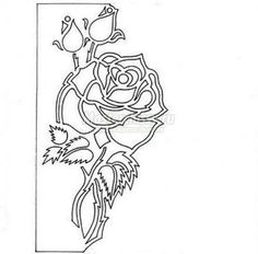 How-to-majsterkowiczów Kirigami-Rose-and-Butterfly-Greeting Card-1.jpg