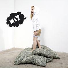 HAY fashion for kids by Dizeno Creative / photo: Piotr Miazga Photography / model: Tosia / www.hayka.eu