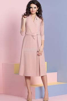 266 best modest work outfits images in 2017 Modest Work Outfits, Classy Outfits, Skirt Outfits, Chic Outfits, Simple Dresses, Beautiful Dresses, Casual Dresses, Hijab Fashion, Fashion Dresses
